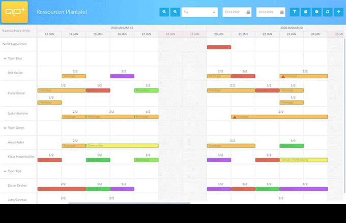 APplus 7.1 neue Features
