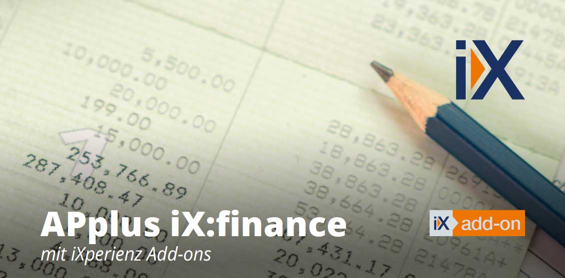 APplus iX:finance